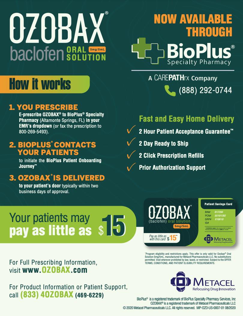 OZOBAX BioPlus Flyer
